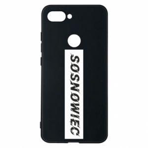 Phone case for Xiaomi Mi8 Lite Sosnowiec