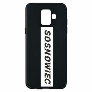 Samsung A6 2018 Case Sosnowiec