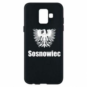 Etui na Samsung A6 2018 Sosnowiec
