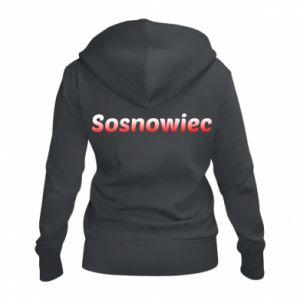 Damska bluza na zamek Sosnowiec