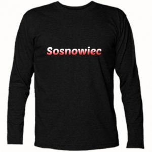 Koszulka z długim rękawem Sosnowiec