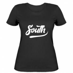 Damska koszulka South