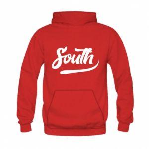 Bluza z kapturem dziecięca South