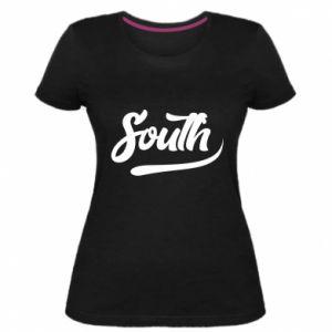 Damska premium koszulka South