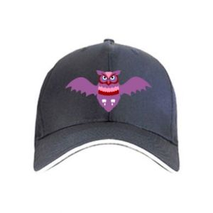 Cap Owl bright color - PrintSalon