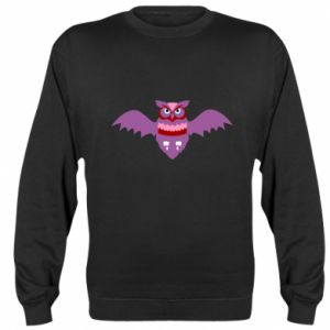 Sweatshirt Owl bright color - PrintSalon