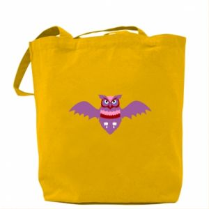 Bag Owl bright color