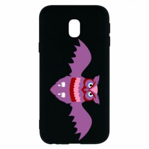 Phone case for Samsung J3 2017 Owl bright color