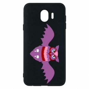 Phone case for Samsung J4 Owl bright color - PrintSalon