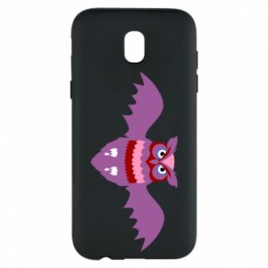 Phone case for Samsung J5 2017 Owl bright color
