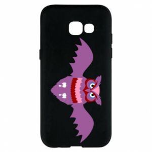 Phone case for Samsung A5 2017 Owl bright color - PrintSalon