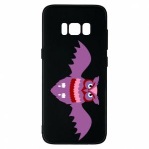 Phone case for Samsung S8 Owl bright color