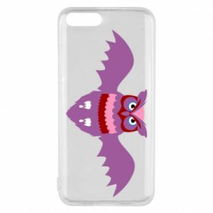 Phone case for Xiaomi Mi6 Owl bright color - PrintSalon