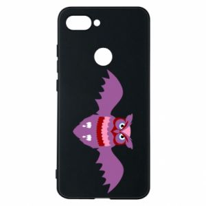 Phone case for Xiaomi Mi8 Lite Owl bright color