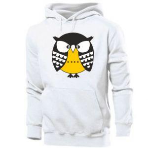 Men's hoodie Evil owl
