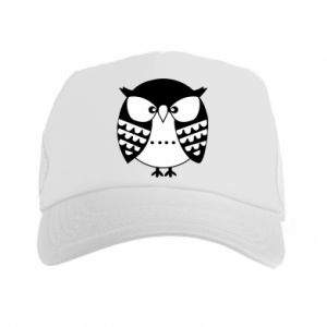 Trucker hat Evil owl