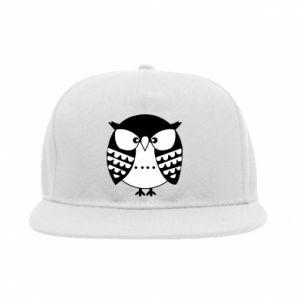 SnapBack Evil owl
