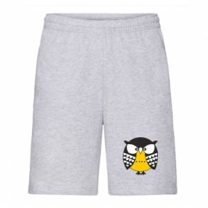 Men's shorts Evil owl