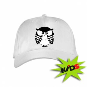Kids' cap Evil owl