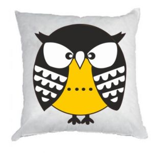 Pillow Evil owl