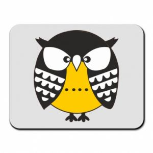 Mouse pad Evil owl