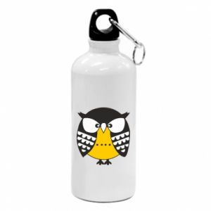 Water bottle Evil owl