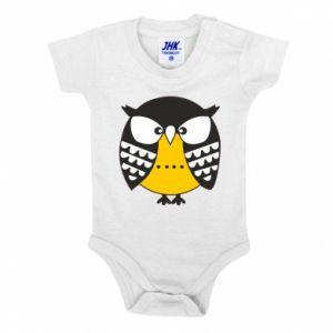 Baby bodysuit Evil owl