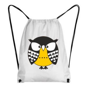 Backpack-bag Evil owl