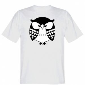 Koszulka Zła sowa