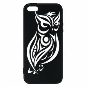 Phone case for iPhone 5/5S/SE Owl