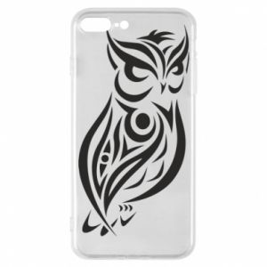Phone case for iPhone 7 Plus Owl