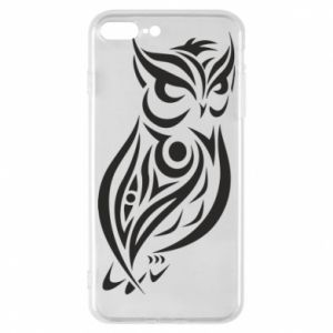 Phone case for iPhone 8 Plus Owl