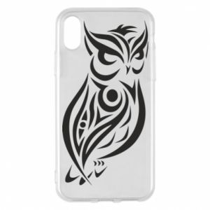 Phone case for iPhone X/Xs Owl