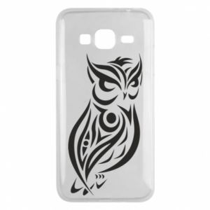 Phone case for Samsung J3 2016 Owl