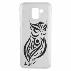 Phone case for Samsung J6 Owl