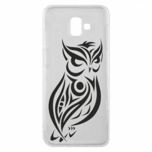 Phone case for Samsung J6 Plus 2018 Owl