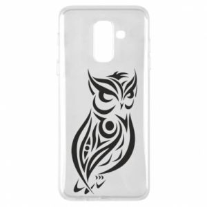 Phone case for Samsung A6+ 2018 Owl