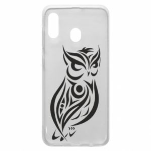 Phone case for Samsung A20 Owl