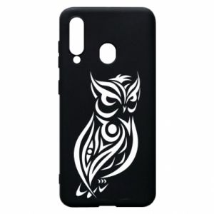 Phone case for Samsung A60 Owl