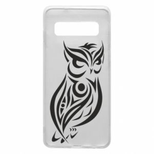 Phone case for Samsung S10 Owl