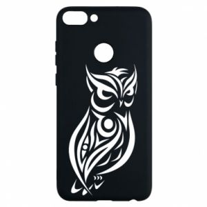 Phone case for Huawei P Smart Owl