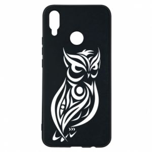 Phone case for Huawei P Smart Plus Owl