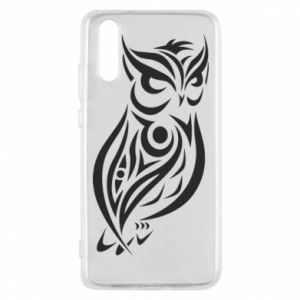 Phone case for Huawei P20 Owl