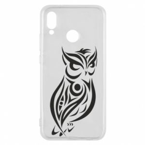 Phone case for Huawei P20 Lite Owl