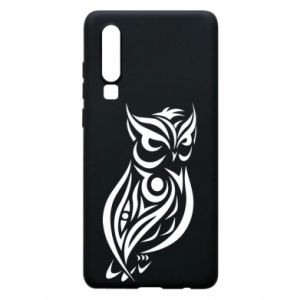 Phone case for Huawei P30 Owl
