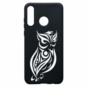 Phone case for Huawei P30 Lite Owl