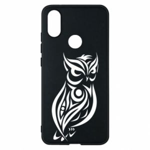 Phone case for Xiaomi Mi A2 Owl