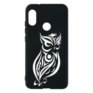 Phone case for Mi A2 Lite Owl