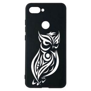 Phone case for Xiaomi Mi8 Lite Owl