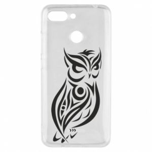 Phone case for Xiaomi Redmi 6 Owl